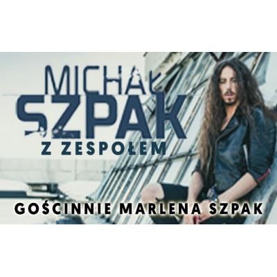 Michał Szpak z zespołem oraz Marlena Szpak - dodatkowy koncert