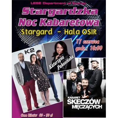 Stargardzka Noc Kabaretowa