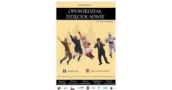 """Jan Brzechwa """"Opowiedział Dzięcioł Sowie"""" w Szczecinie"""