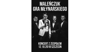 Maleńczuk gra Młynarskiego