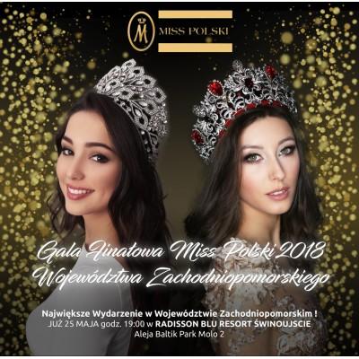 Gala Finałowa Miss Polski 2018 Województwa Zachodniopomorskiego