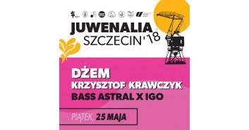 Juwenalia 2018 Dżem, Krzysztof Krawczyk, Bass Astral x Igo
