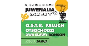 Juwenalia 2018 OSTR, Paluch, Otsochodzi, Dwa Sławy, Bonson