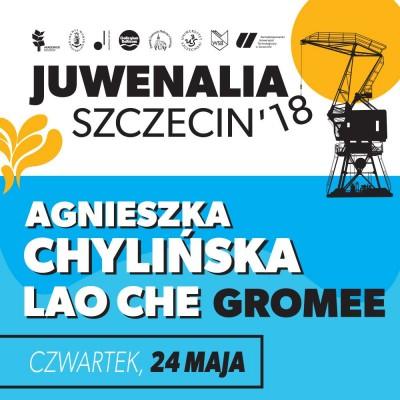 Agnieszka Chylińska, Lao Che, Gromee
