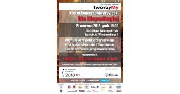 II Letni Koncert Uniwersytecki - dla Niepodległej