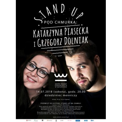 Stand up pod chmurką - Piasecka / Dolniak