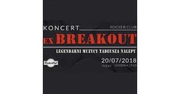 exBreakout - Legendarni Muzycy Tadeusza Nalepy