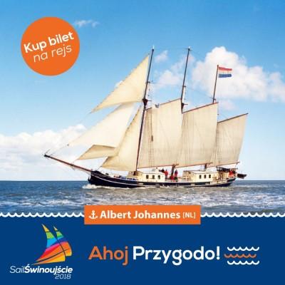 10. Sail Świnoujście Albert Johannes