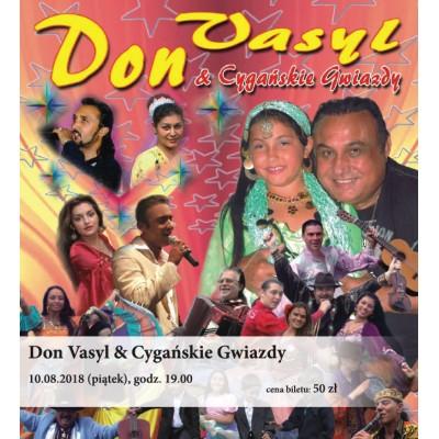 Don Vasyl i Cygańskie Gwiazdy