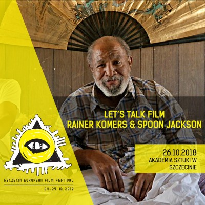 Rainer Komers & Spoon Jackson - Let`s Talk Film