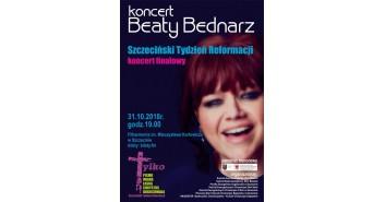 Beata Bednarz z zespołem - Finałowy Koncert Szczecińskiego Tygodnia Reformacji