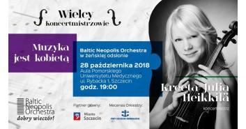 Wielcy Koncertmistrzowie - Muzyka jest kobietą