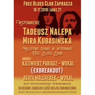 Tadeusz Nalepa, Mira Kubasińska - Wspomnienie - koncert zaduszkowy