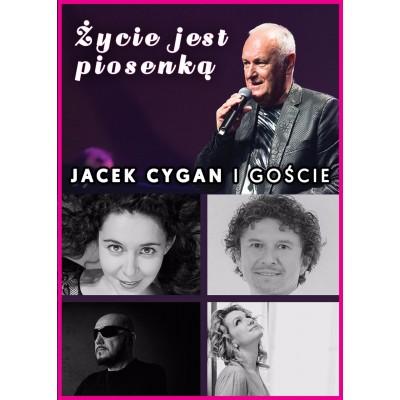 Życie jest piosenką - Jacek Cygan i goście