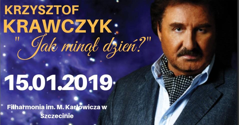 """Krzysztof Krawczyk - """"Jak minął dzień"""""""