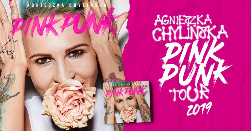 Agnieszka Chylińska Pink Punk Tour 2019