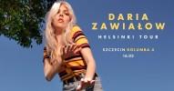 """Daria Zawiałow """"Helsinki Tour"""""""