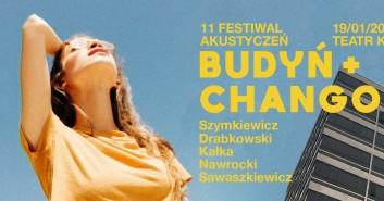 Budyń & Chango Akustyczeń 2019 Festiwal