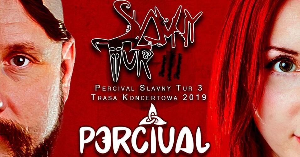 Percival - Slavny Tur III - pierwszy koncert
