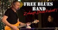 Free Blues Band - Koncert z okazji Dnia Kobiet
