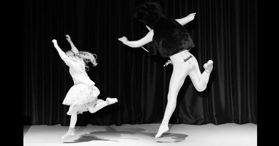Mały Teatr Tańca: Ja Przyjaciel - Premiera