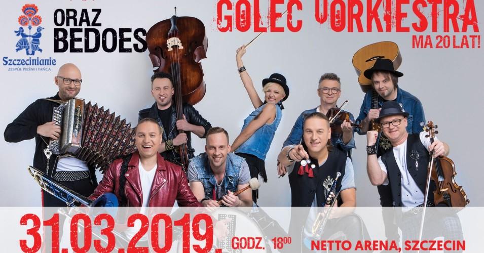 Golec uOrkiestra - jubileusz XX-lecia zespołu