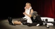 TEATR w walizce Małgorzaty Bogdańskiej i Marka Koterskiego: Nie lubię Pana, Panie Fellini