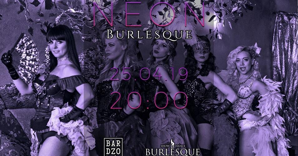 Neo(n) Burlesque