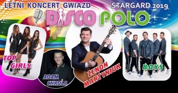 Letni Koncert Gwiazd: Zenon Martyniuk, Boys, Adam Chrola, Top Girls