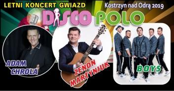 Letni Koncert Gwiazd: Zenon Martyniuk, Boys, Adam Chrola