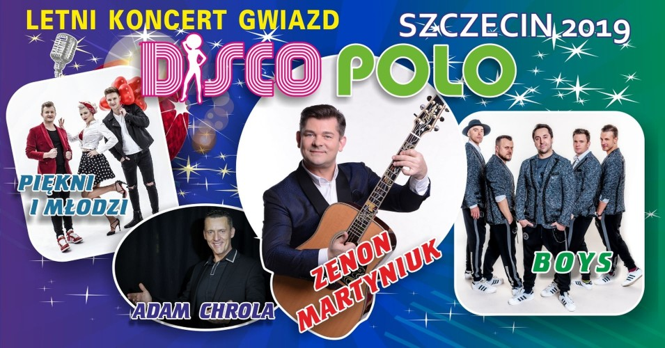 Letni Koncert Gwiazd: Zenon Martyniuk, Boys, Adam Chrola, Piękni i Młodzi