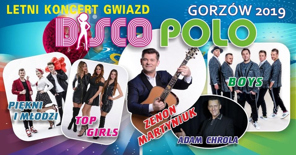 Letni Koncert Gwiazd: Zenon Martyniuk, Boys, Adam Chrola, Piękni i Młodzi, Top Girls