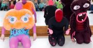 Taneczny Tydzień Dziecka: Patchworkowe stworki