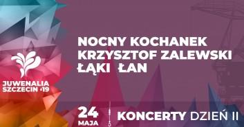 Juwenalia 2019 Nocny Kochanek, Krzysztof Zalewski, Łąki Łan