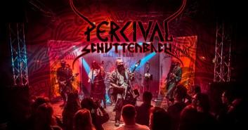 Percival Schuttenbach - Reakcja Pogańska