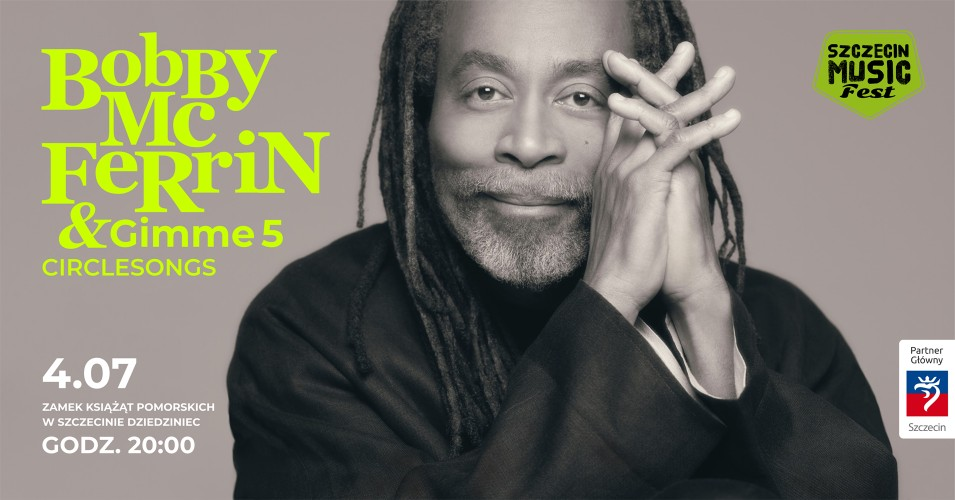 Bobby McFerrin & Gimme 5: Circlesongs