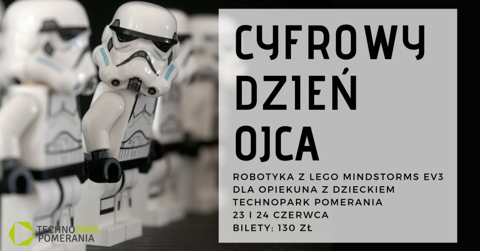 Cyfrowy Dzień Ojca - LEGO i Star Wars