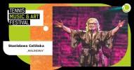 """Stanisława Celińska - """"Malinowa"""""""