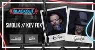 BLACKOUT w Radiu Szczecin: Smolik & Kev Fox
