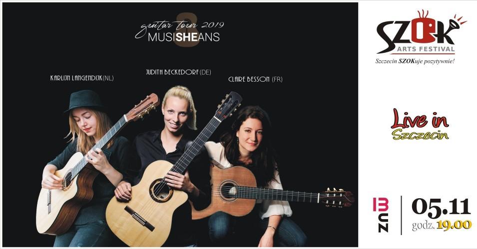Szok Arts Festival - MusiSHEans