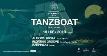 TanzBoat pres. Pyromagic 2019