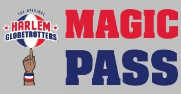 Harlem Globetrotters - Magic Pass