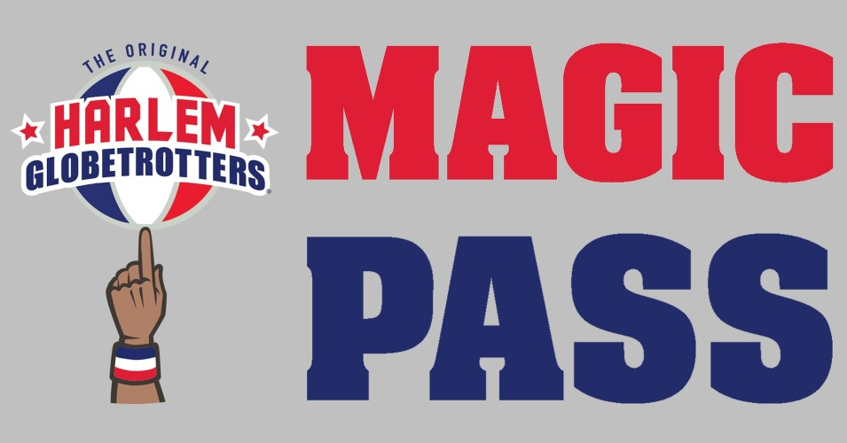Harlem Globetrotters - Magic Pass