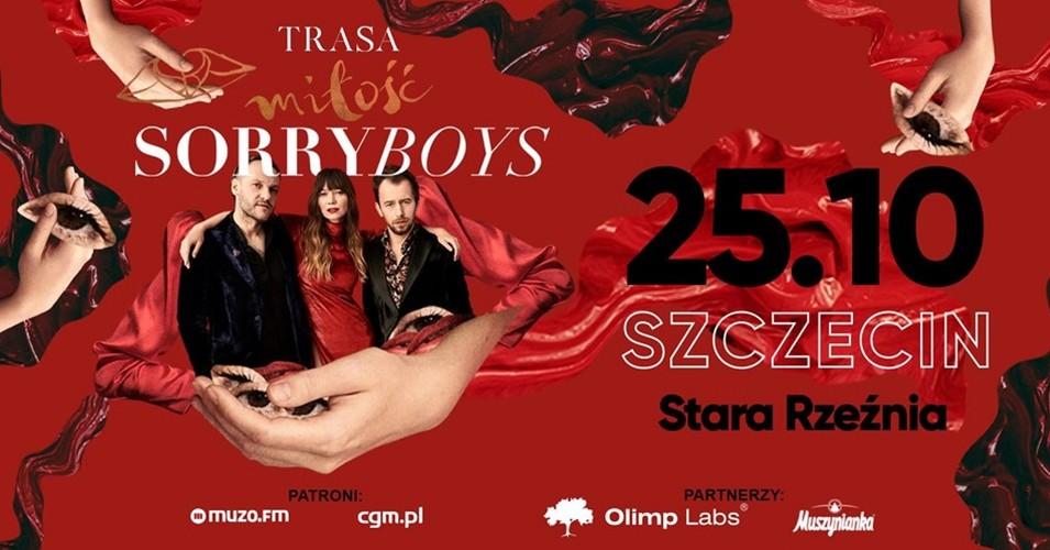 Sorry Boys - Trasa Miłość 2019