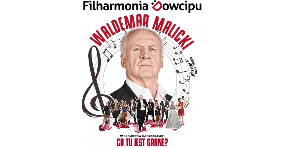 Filharmonia Dowcipu w premierowym programie: Co tu jest grane?