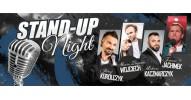 Stand-Up Night: Robert Korólczyk, Łukasz Kaczmarczyk, Marcin Wojciech, Tomasz Jachimek