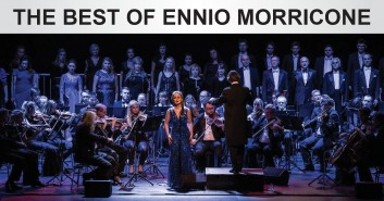 The best of Ennio Morricone