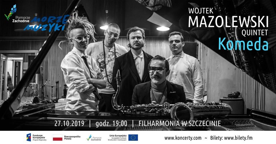Wojtek Mazolewski Quintet - Komeda