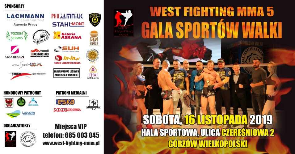 West Fighting MMA 5