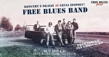Free Blues Band - 40-lecie zespołu